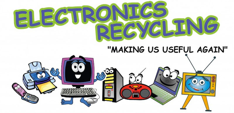 Recycle Electronic Stuff