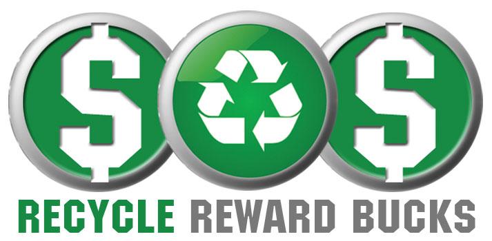 Recycle Reward Bucks Logo