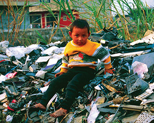 E-waste-and-Children