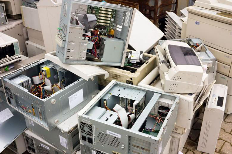 Computer Pile