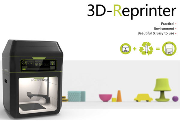 3D Printing Turning Green