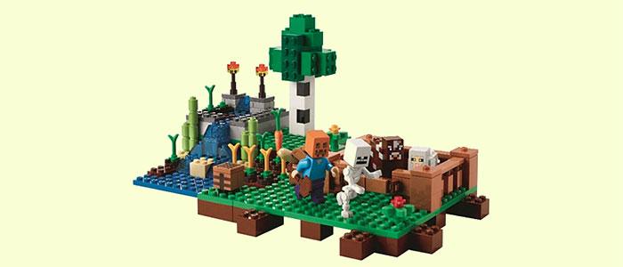 Refashioning Plastic Lego