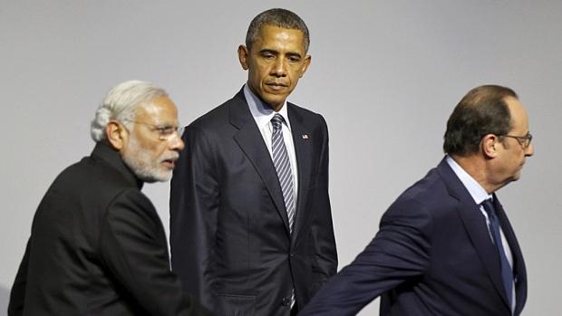 Climate Change Summit Obama