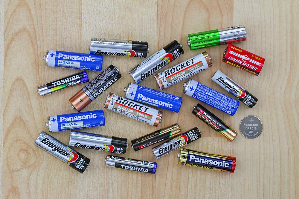 Batteries Safely
