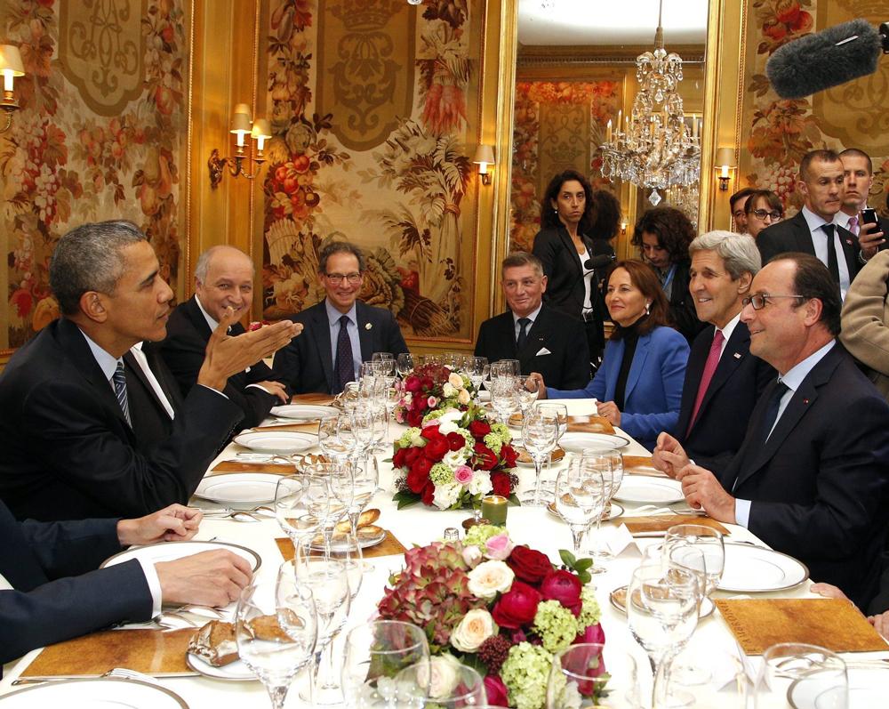 Paris Climate Deal Not Binding