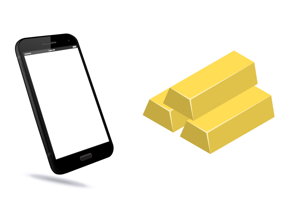 Your Smartphone is a Gold Mine