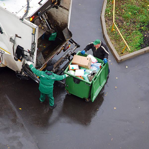 Commercial e-waste disposal service for companies