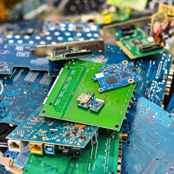Responsible disposal of eWaste