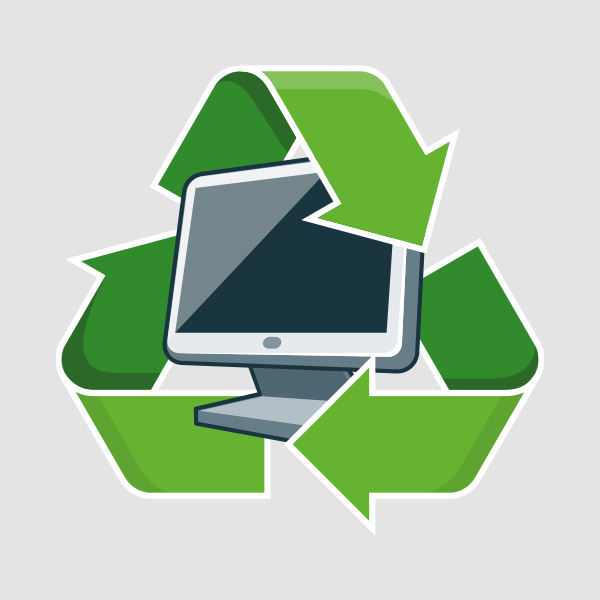 Recyling of LCD and Monitor
